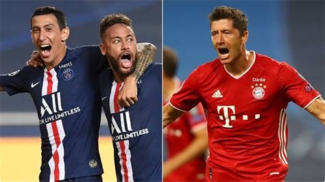 Bayern Munich vs. PSG: día, horario y TV de la final de la ...