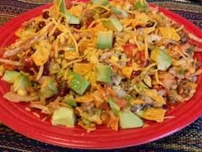 Taco Salad Recipe with Doritos