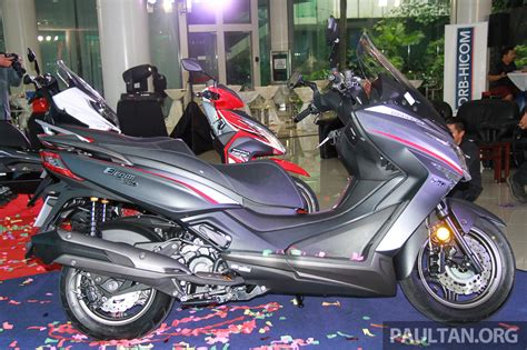 Downtown 250i Image by 2017 Modenas Karisma 125 Elegan 250 And Kymco Downtown
