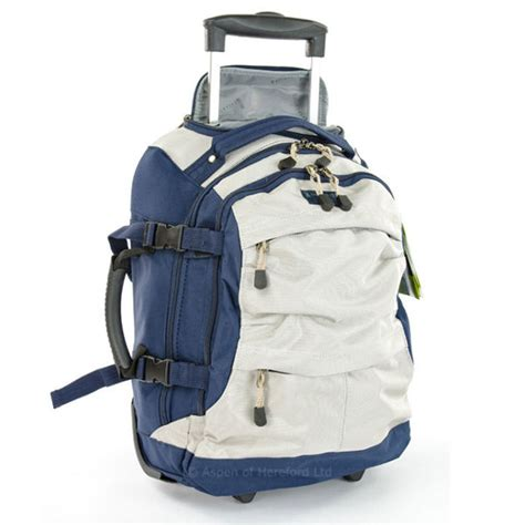 cabin trolley backpack antler revelation salento 45cm cabin trolley backpack