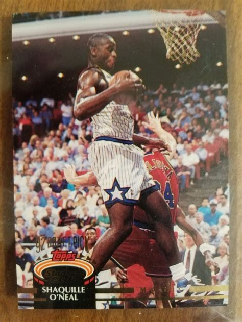 Why invest in sports cards? 11 best Stuff I'm Selling images on Pinterest | Trading cards, Basketball cards and Shaquille o'neal