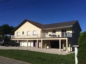 Type De Sol Maison : maison avec sous sol dans le jura constructeur de maisons neuves sur le jura ~ Melissatoandfro.com Idées de Décoration