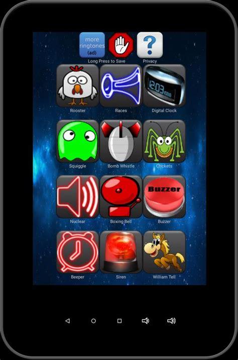 loud alarm ringtones for android apk