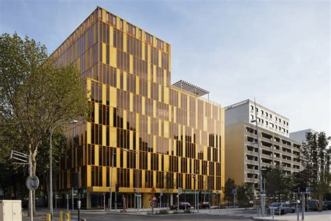 au bureau boulogne billancourt dominique perrault architecture immeuble de bureaux
