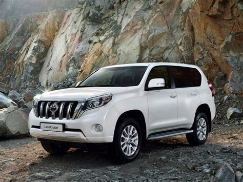 2017 Toyota Prado Release Date, Specs And Redesign