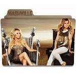 Nashville Folder Icon Season Letter Open Deviantart