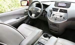 2007 Nissan Quest Interior