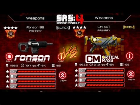 Sas 4 Mobile by Sas 4 Mobile Ronson 55 Black Vs Cm 467 Prem