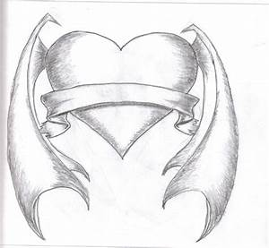 banner heart not complete by snakeeyedtagger on DeviantArt