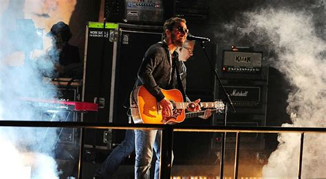 special  eric church rehearses  grammys performance