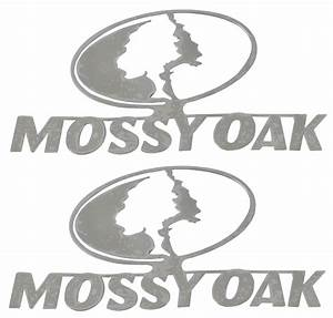 mossy oak emblem decals chrome plated abs plastic qty With kitchen cabinets lowes with mossy oak stickers