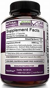 Keto Diet Pills - 1600mg Advanced Weight Loss Ketosis Supplement