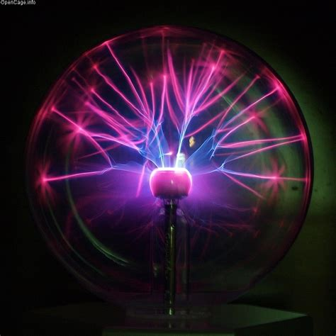 Science Lamp by Plasma Lamp At Kobe Science Museum By Opencage 2017 07 09