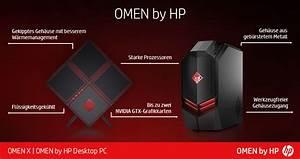 OMEN by HP - Volle Gamingkraft mit bis zu 32 GB RAM