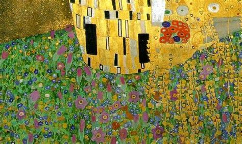 The Kiss By Gustav Klimt  Feverish Fashion