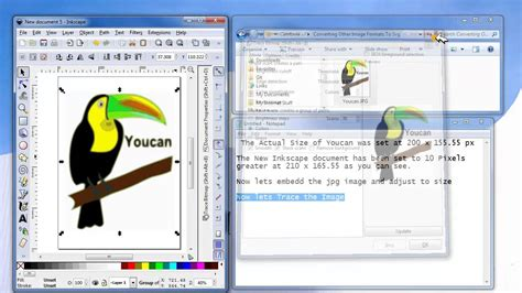 We support nearly all audio, video, document, ebook, archive, image, spreadsheet, and presentation formats. Converting a jpg image to a svg vector image in Inkscape ...