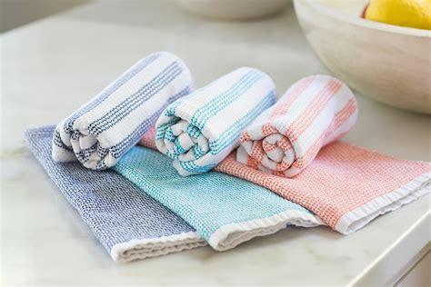 Kitchen Towels  Organic Cotton Dish Towels  The Honest