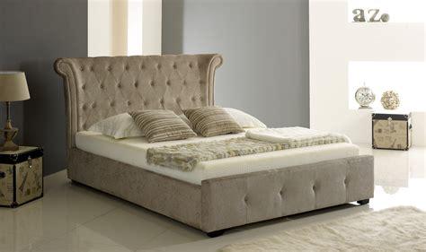 nwm mink fabric ottoman bed