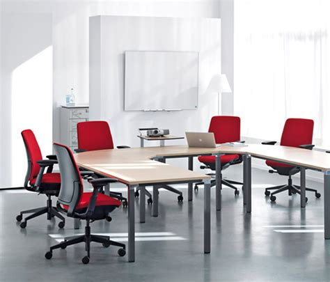 office meeting room interior design with amia chair by