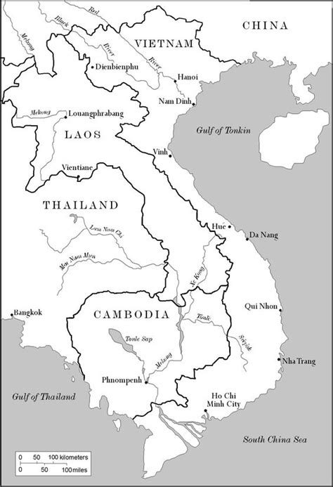 map  vietnam colouring pages world thinking day