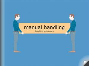 Manual Handling Training Course - Certificate
