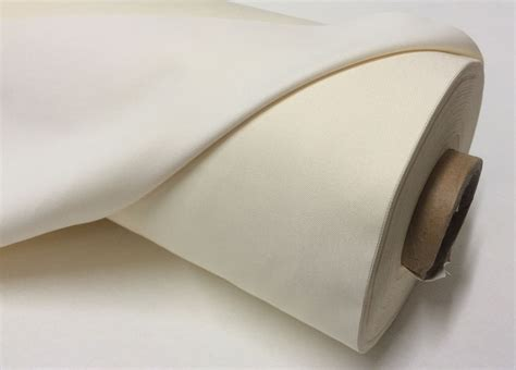 blackout curtain lining fabric 3 pass ivory thermal