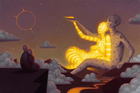 The Art of J.R. Slattum | Sun and Moon