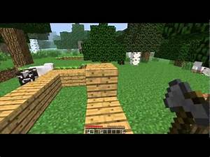Minecraft: How to build a nice house in low time - YouTube