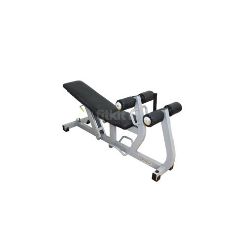 Incline Ab Bench by Technogym Incline Flat Ab Bench