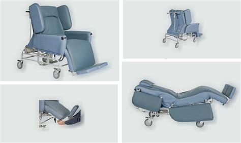 Reclining Chair Bed by Maxi Deluxe Rise Reclining Chair And Day Bed Posh Chair