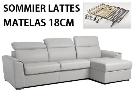 canapé d angle 200 cm canapé d 39 angle ouverture rapido imola 120 200 18 cm