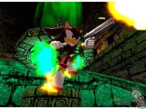 shadow  hedgehog original xbox game profile