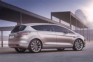 S Max Ford : ford s max concept gets the vignale luxury treatment video autotribute ~ Gottalentnigeria.com Avis de Voitures