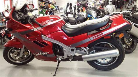 1991 Suzuki Katana by 1100 Katana Suzuki Motorcycles For Sale
