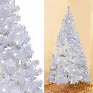 Künstlicher Weihnachtsbaum Weiß : k nstlicher weihnachtsbaum christbaum mit led beleuchtung f r innen au en ebay ~ Whattoseeinmadrid.com Haus und Dekorationen