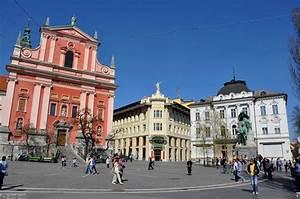 Ljubljana - Preserenplatz
