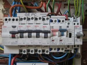 Store Jour Nuit Electrique : branchement tableau electrique jour nuit maison travaux ~ Edinachiropracticcenter.com Idées de Décoration