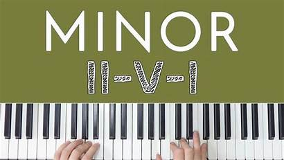 Chord Minor Piano Progression Ii Explained Scale
