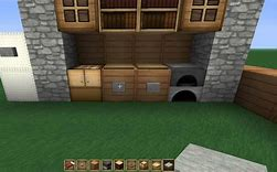 HD Wallpapers Cuisine Moderne Minecraft Hdhidesktophdgq - Cuisine moderne minecraft