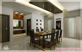 Interior Design Houses by Kitchen And Dining Interiors Kerala Home Design And Floor Plans