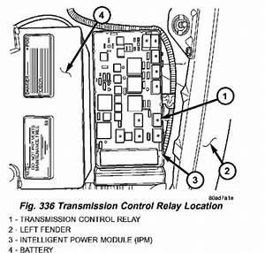 P0888  U2013 Transmission Control Module  Tcm  Power Relay