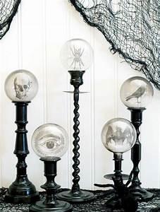 25 Gothic Halloween Decorations Ideas - Decoration Love
