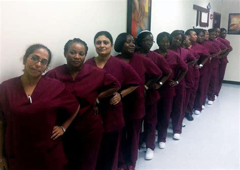 breast cancer survivor opens  york nursing school