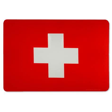 tapis de souris croix suisse bazarouchy