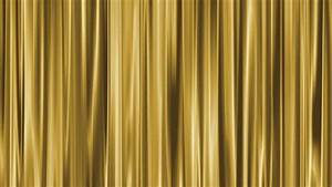 Smooth gold background loop smokey curtain stock footage for Gold curtains background