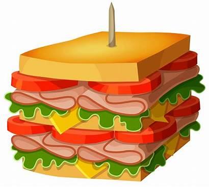 Sandwich Clipart Huge Fast Square Transparent Yopriceville