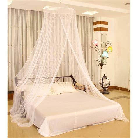 ciel de lit chambre adulte moustiquaire ciel de lit lit simple ou achat