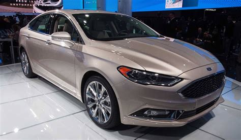 Ford Titanium 2017 by 2017 Ford Fusion Titanium News Reviews Msrp Ratings