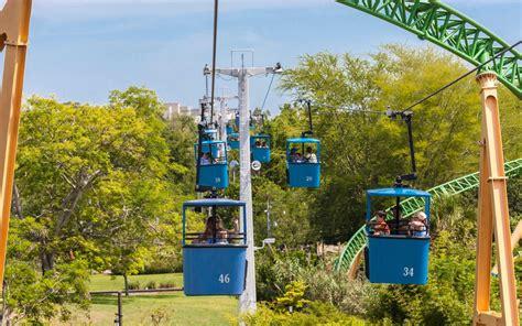 Busch Gardens Tampa Bay Florida Theme Park Tampa