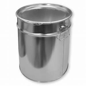 Eimer 30 Liter : eimer mit spannringdeckel 30 liter metalleimer blecheimer hobbock 23013 ebay ~ Orissabook.com Haus und Dekorationen